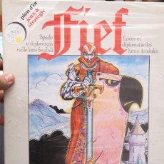 Juegos Antiguos: FIEF - INTERNATIONAL TEAM GAME - WARGAME - PRECINTADO. Lote 212885965