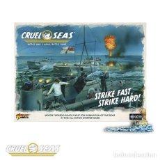 Juegos Antiguos: CRUEL SEAS STARTER SET. WARLORD BOLT ACTION. Lote 213162643
