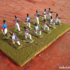 Juegos Antiguos: DIORAMA FRANCES NAPOLEONICO.ESCALA 1/72.. Lote 213446373