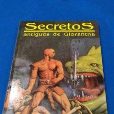 Juegos Antiguos: RUNEQUEST SECRETOS. Lote 213754390