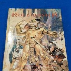 Juegos Antiguos: ROLEMASTER MANUAL DE COMBATE. Lote 213754716