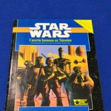 Juegos Antiguos: STAR WARS CACERÍA. Lote 213754971