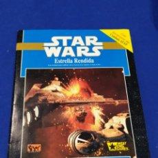 Juegos Antiguos: STAR WARS ESTRELLA RENDIDA. Lote 213755006