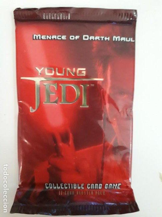 MENACE OF DARTH MAUL - CARTAS DE EXPANSIÓN YOUNG JEDI (Juguetes - Rol y Estrategia - Juegos de Rol)
