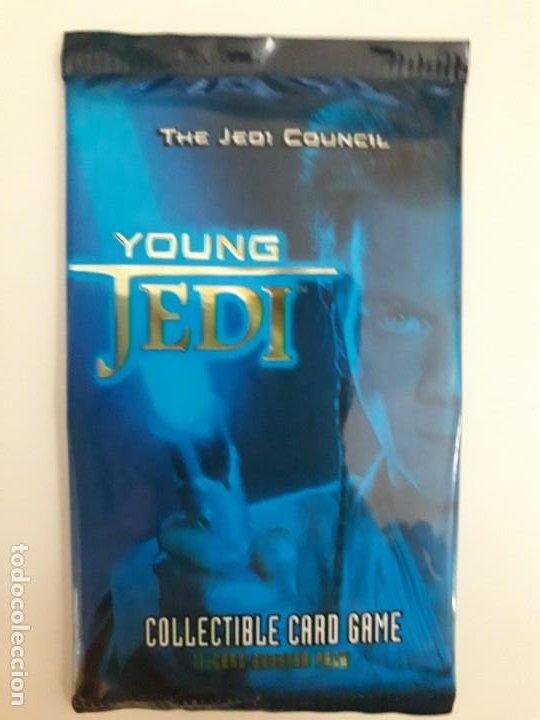 THE JEDI COUNCIL - CARTAS DE EXPANSIÓN YOUNG JEDI (Juguetes - Rol y Estrategia - Juegos de Rol)