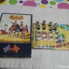 Juegos Antiguos: JUEGO TACTICA'S DE FALOMIR REF.4100 (JUEGO DE MESA DE ESTRATEGIA MUY SIMILAR AL STRATEGO). Lote 214530617