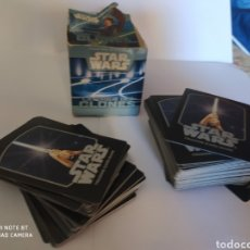 Juegos Antiguos: 170 TRADING CARD GAME STAR WARS TCG IS A CCG PUBLISHED BY WIZARDS OF THE COAST IN 2002.. Lote 214907775