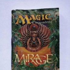 Juegos Antiguos: MAGIC MIRAGE REGLAS DEL JUEGO EN FRANCÉS L' ASSEMBLÉE 1996. Lote 215066212