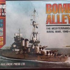 Juegos Antiguos: WARGAME BOMB ALLEY, AVALANCHE PRESS. Lote 215263702