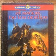 Juegos Antiguos: EL SEÑOR DE LOS ANILLOS - TIERRA MEDIA / LA FACTORIA DE IDEAS. Lote 215628712
