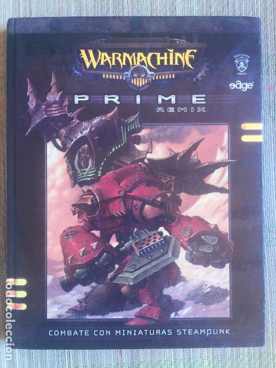 PRIME : REMIX / WARMACHINE - PRIVATER PRESS (Juguetes - Rol y Estrategia - Otros)