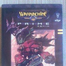 Juegos Antiguos: PRIME : REMIX / WARMACHINE - PRIVATER PRESS. Lote 215630938