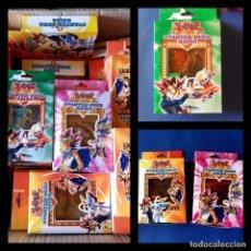 Juegos Antiguos: STARTER DECK KAIBA -LOTE DE 92 PAQUETES POR ABRIR. Lote 215888652