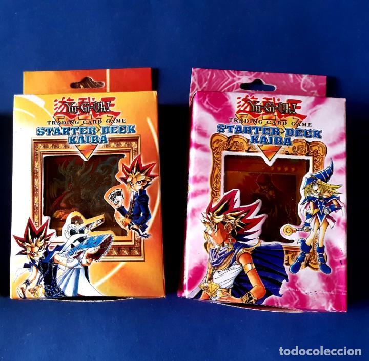 Juegos Antiguos: STARTER DECK KAIBA -LOTE DE 92 Paquetes Por Abrir - Foto 2 - 215888652