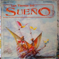 Juegos Antiguos: LAS TIERRAS DEL SUEÑO - AMPLIACION DE LA LLAMADA DE CTHULHU. Lote 216493141
