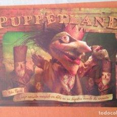 Juegos Antiguos: PUPPETLAND - JUEGO DE ROL. Lote 216646242