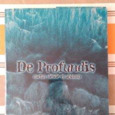 Juegos Antiguos: DE PROFUNDIS - JUEGO DE ROL. Lote 216646266