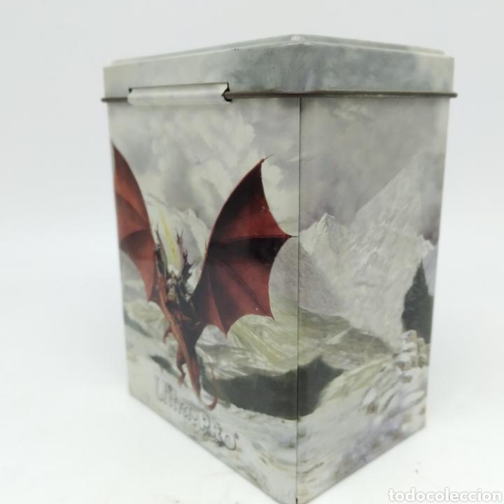 Juegos Antiguos: Caja para mazos, Gallery Series Edición Limitada Through the Dragon Pass, Deck Vault Ultra PRO 2004 - Foto 4 - 216703965