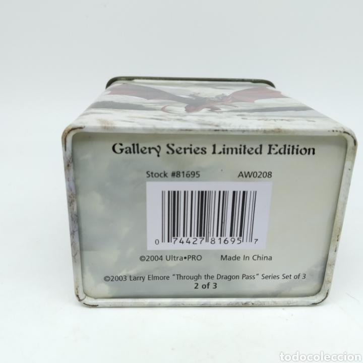 Juegos Antiguos: Caja para mazos, Gallery Series Edición Limitada Through the Dragon Pass, Deck Vault Ultra PRO 2004 - Foto 6 - 216703965