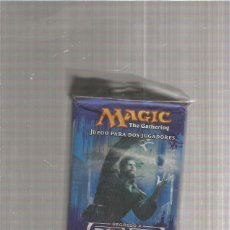 Juegos Antiguos: MAGIC BARAJA PRECINTADA REGRESO RAVNICA. Lote 217331073