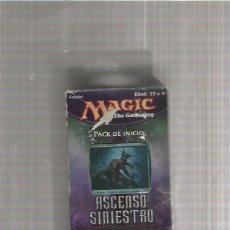 Juegos Antiguos: MAGIC BARAJA PRECINTADA ASCENSO SINIESTRO. Lote 217331243
