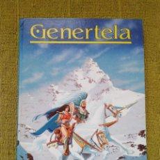 Juegos Antiguos: RUNEQUEST GENERTELA (JOC INTERNACIONAL 208) - TAPA DURA. Lote 217562167