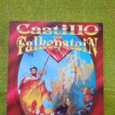 Juegos Antiguos: CASTILLO FALKENSTEIN. GRANDES AVENTURAS EN LA ERA DEL VAPOR (MARTINEZ ROCA). Lote 217567957