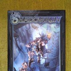 Juegos Antiguos: SHADOWRUN BASICO (LA FACTORIA DE IDEAS LFSH001) - TAPA DURA. Lote 217568520