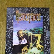 Juegos Antiguos: WRAITH LOS RESUCITADOS (LA FACTORIA DE IDEAS LF4007). Lote 217568923