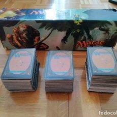 Juegos Antiguos: LOTE DE 556 CARTAS MAGIC THE GATHERING DECKMASTER - VER FOTOS, SE MUESTRAN TODAS. Lote 217631200