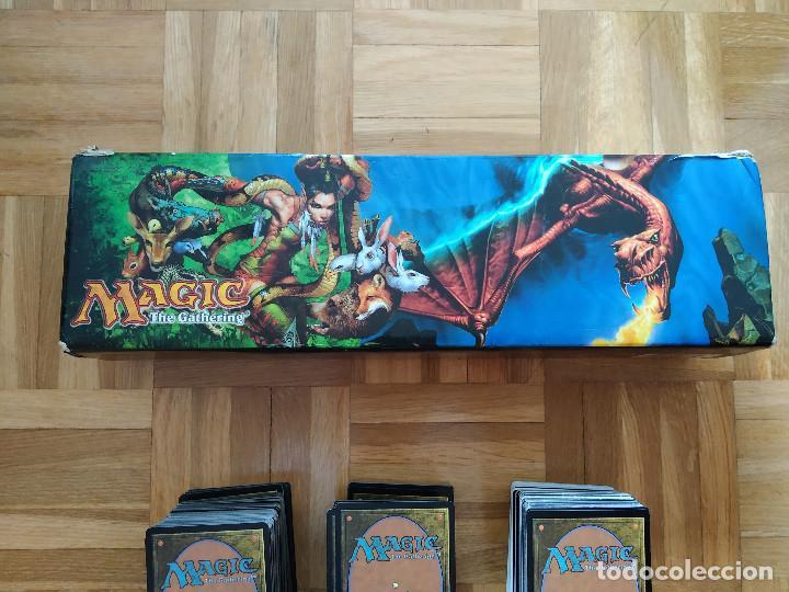 Juegos Antiguos: lote de 556 cartas magic the gathering deckmaster - ver fotos, se muestran todas - Foto 3 - 217631200