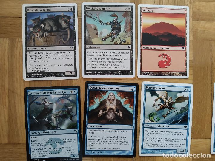 Juegos Antiguos: lote de 556 cartas magic the gathering deckmaster - ver fotos, se muestran todas - Foto 16 - 217631200