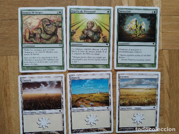 Juegos Antiguos: lote de 556 cartas magic the gathering deckmaster - ver fotos, se muestran todas - Foto 18 - 217631200