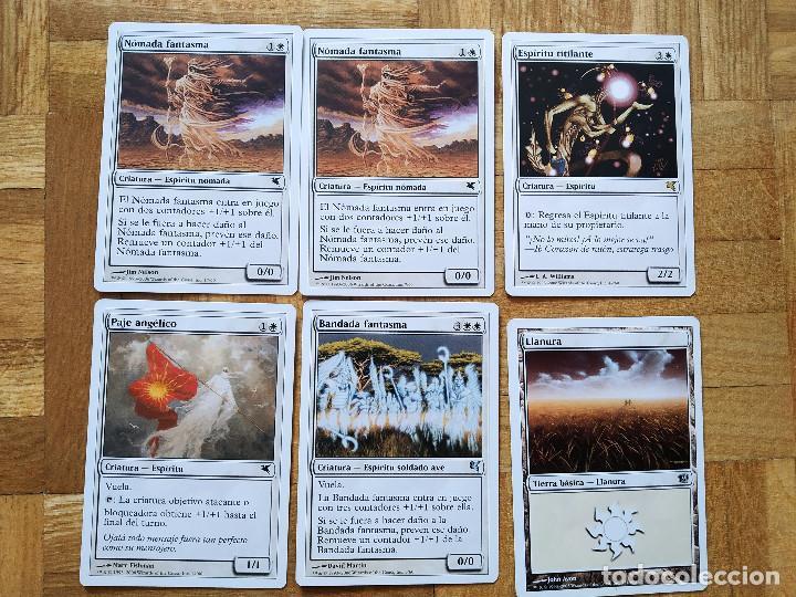 Juegos Antiguos: lote de 556 cartas magic the gathering deckmaster - ver fotos, se muestran todas - Foto 21 - 217631200