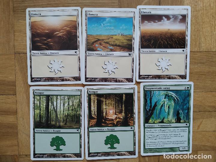 Juegos Antiguos: lote de 556 cartas magic the gathering deckmaster - ver fotos, se muestran todas - Foto 23 - 217631200