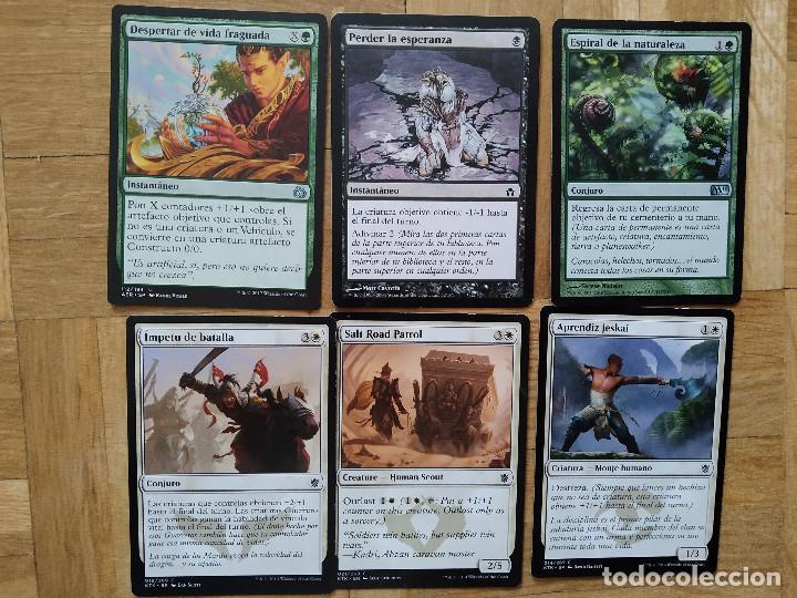 Juegos Antiguos: lote de 556 cartas magic the gathering deckmaster - ver fotos, se muestran todas - Foto 26 - 217631200