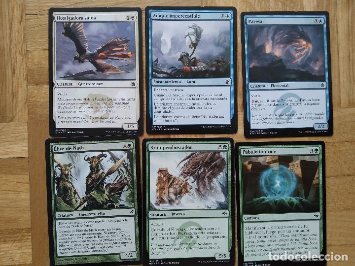 Juegos Antiguos: lote de 556 cartas magic the gathering deckmaster - ver fotos, se muestran todas - Foto 29 - 217631200