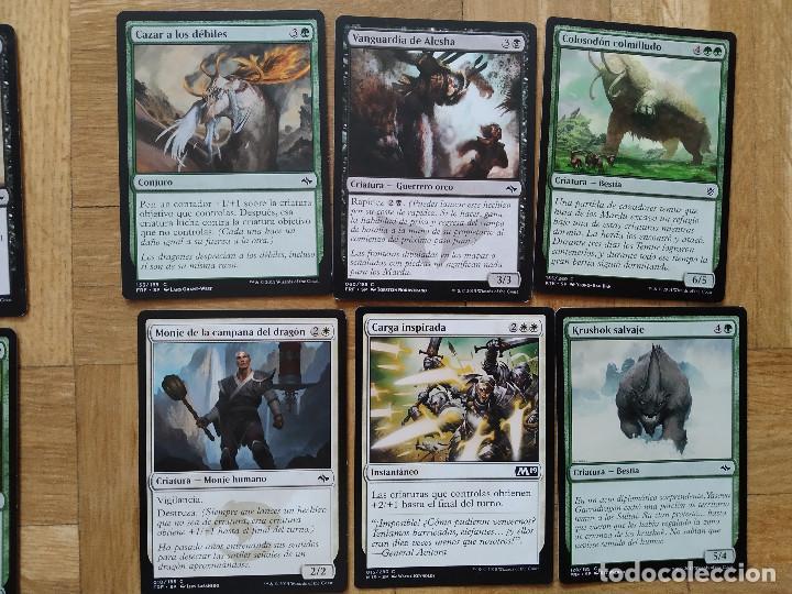 Juegos Antiguos: lote de 556 cartas magic the gathering deckmaster - ver fotos, se muestran todas - Foto 31 - 217631200