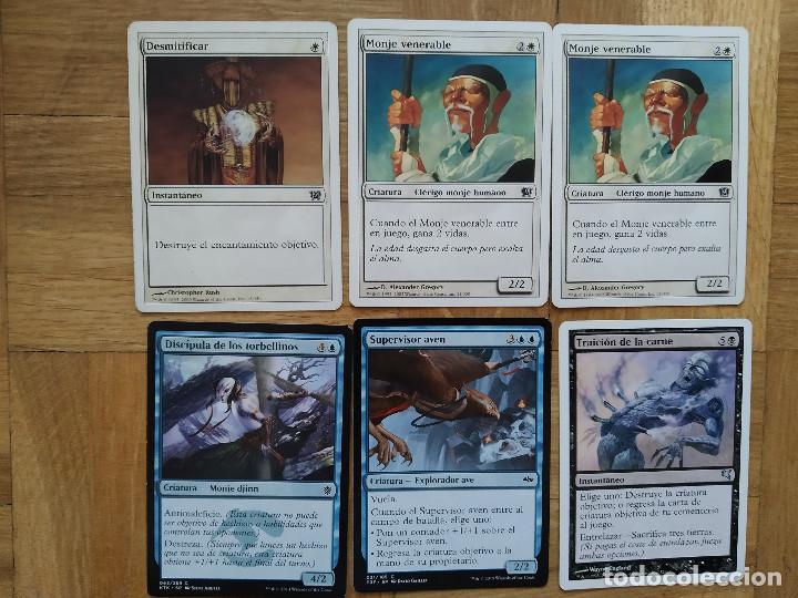 Juegos Antiguos: lote de 556 cartas magic the gathering deckmaster - ver fotos, se muestran todas - Foto 41 - 217631200
