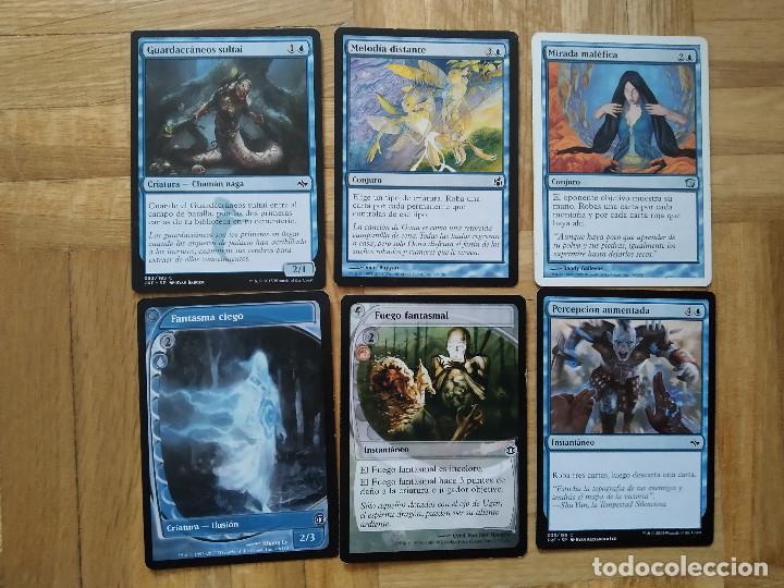 Juegos Antiguos: lote de 556 cartas magic the gathering deckmaster - ver fotos, se muestran todas - Foto 45 - 217631200