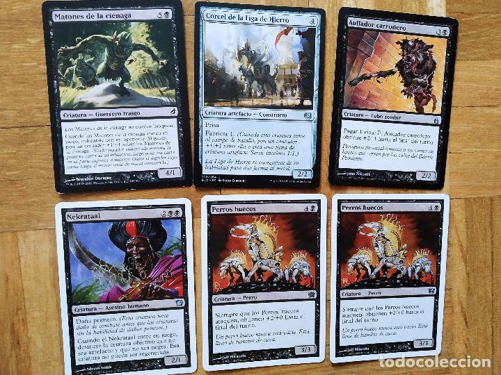 Juegos Antiguos: lote de 556 cartas magic the gathering deckmaster - ver fotos, se muestran todas - Foto 46 - 217631200