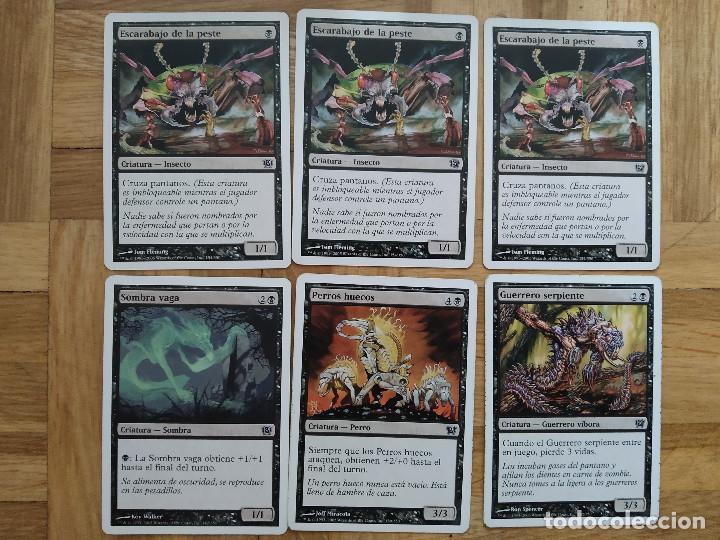 Juegos Antiguos: lote de 556 cartas magic the gathering deckmaster - ver fotos, se muestran todas - Foto 52 - 217631200