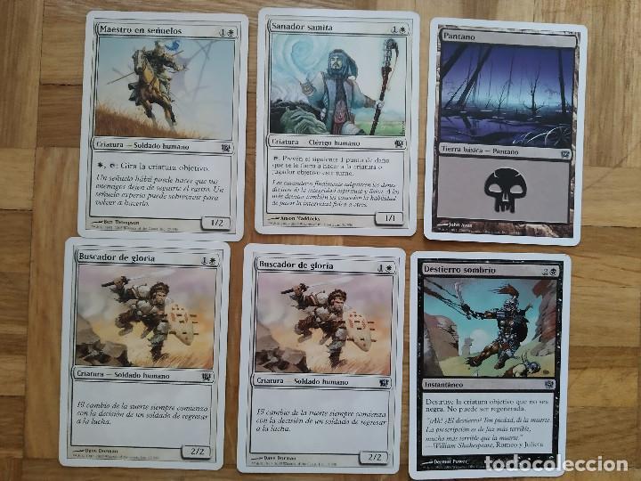 Juegos Antiguos: lote de 556 cartas magic the gathering deckmaster - ver fotos, se muestran todas - Foto 56 - 217631200