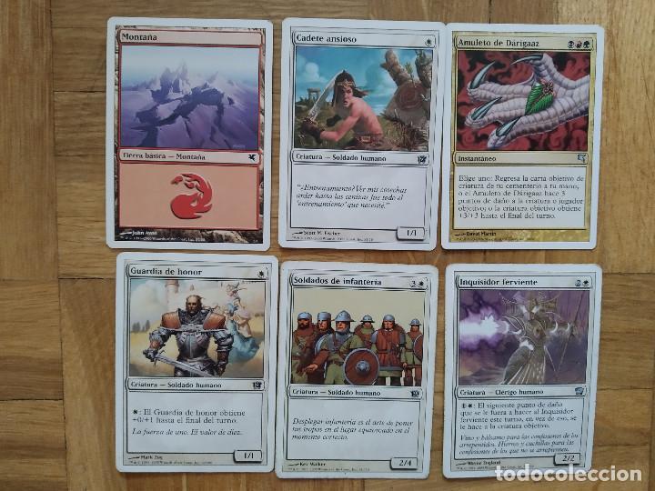 Juegos Antiguos: lote de 556 cartas magic the gathering deckmaster - ver fotos, se muestran todas - Foto 57 - 217631200