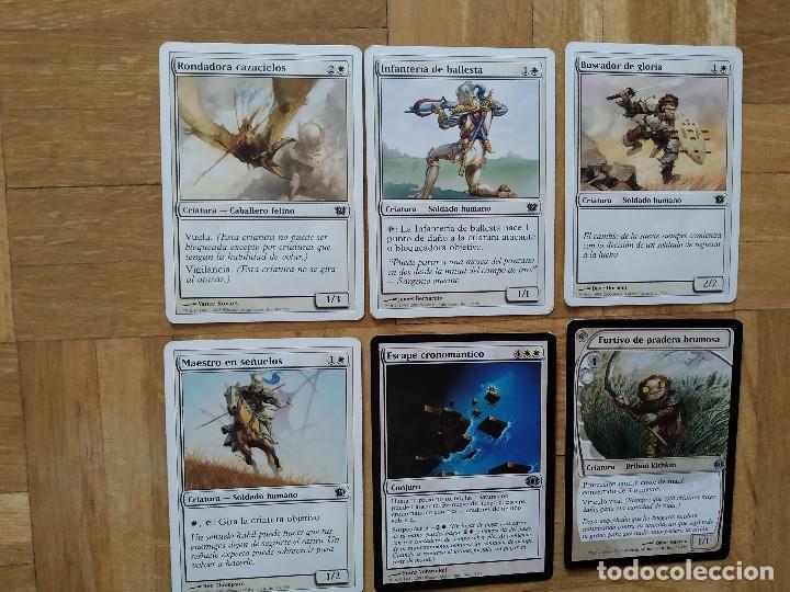 Juegos Antiguos: lote de 556 cartas magic the gathering deckmaster - ver fotos, se muestran todas - Foto 59 - 217631200