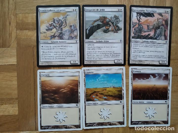 Juegos Antiguos: lote de 556 cartas magic the gathering deckmaster - ver fotos, se muestran todas - Foto 61 - 217631200