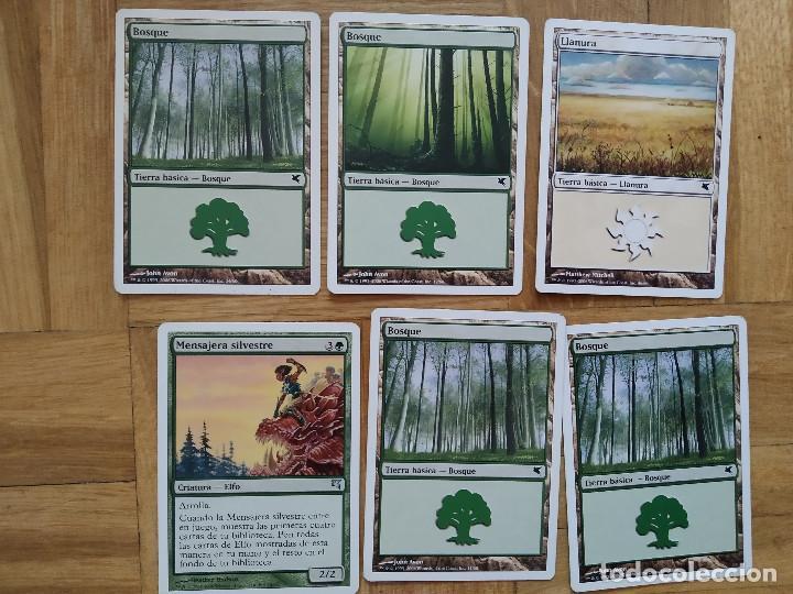 Juegos Antiguos: lote de 556 cartas magic the gathering deckmaster - ver fotos, se muestran todas - Foto 63 - 217631200