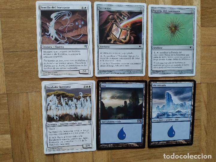 Juegos Antiguos: lote de 556 cartas magic the gathering deckmaster - ver fotos, se muestran todas - Foto 67 - 217631200