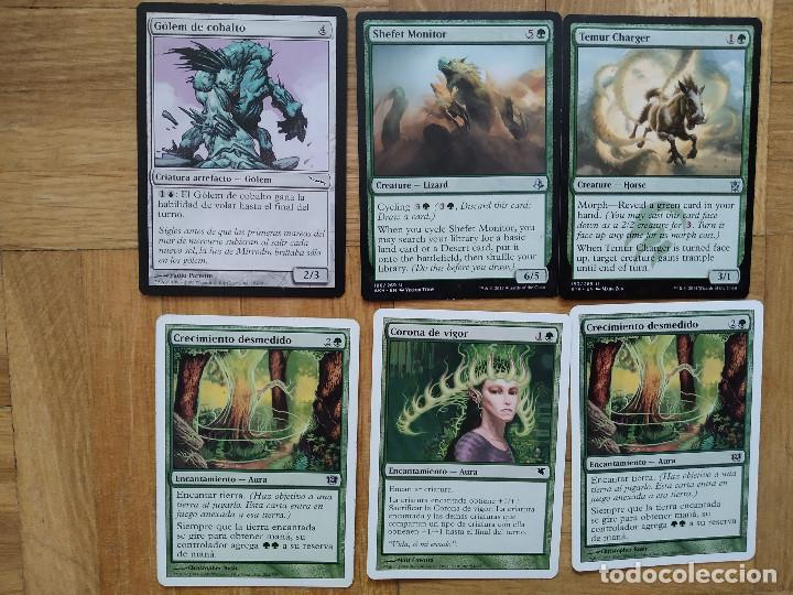 Juegos Antiguos: lote de 556 cartas magic the gathering deckmaster - ver fotos, se muestran todas - Foto 69 - 217631200