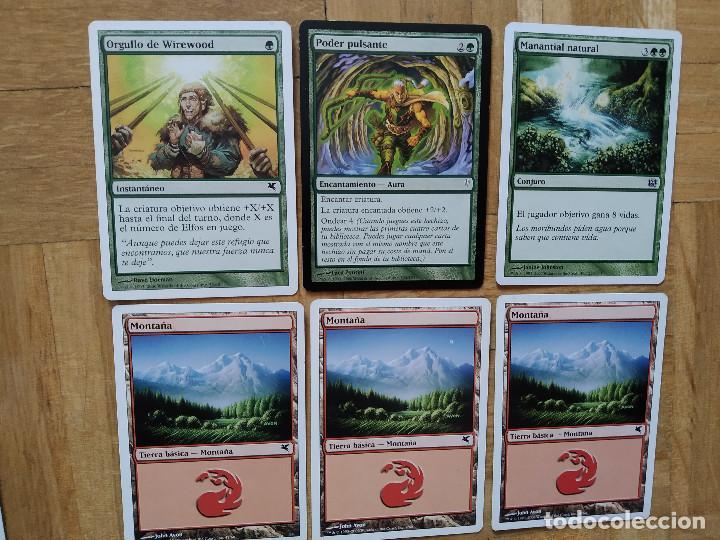 Juegos Antiguos: lote de 556 cartas magic the gathering deckmaster - ver fotos, se muestran todas - Foto 71 - 217631200